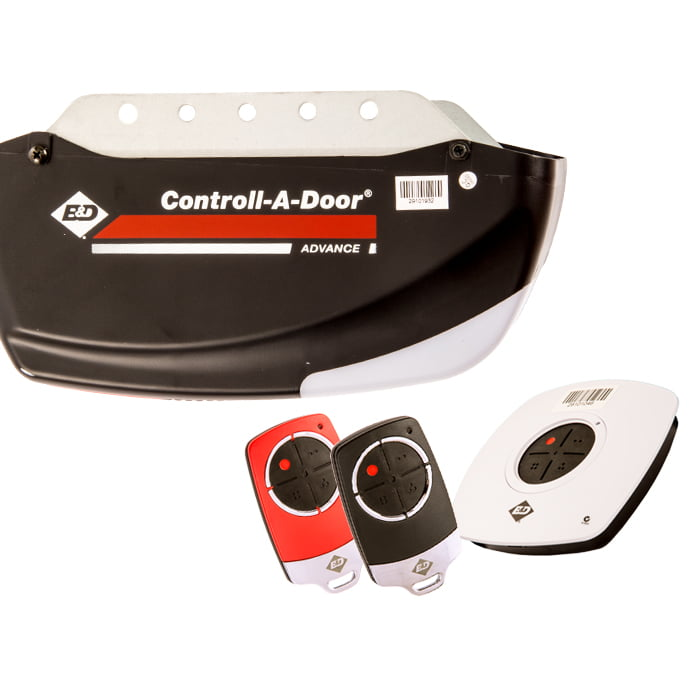 Bd Cad Advance Sectional Garage Door Opener National Garage