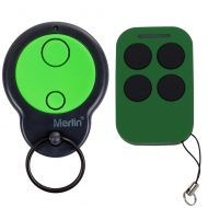 Merlin M842 Garage Door Opener Remote