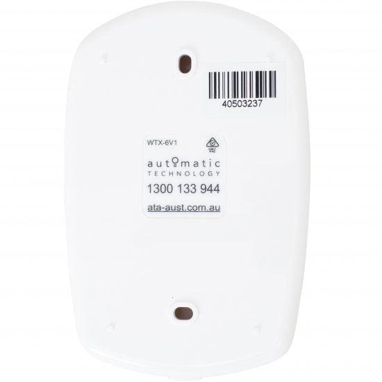 ATA Wall Button WTX4v2 WTX6v1 Back