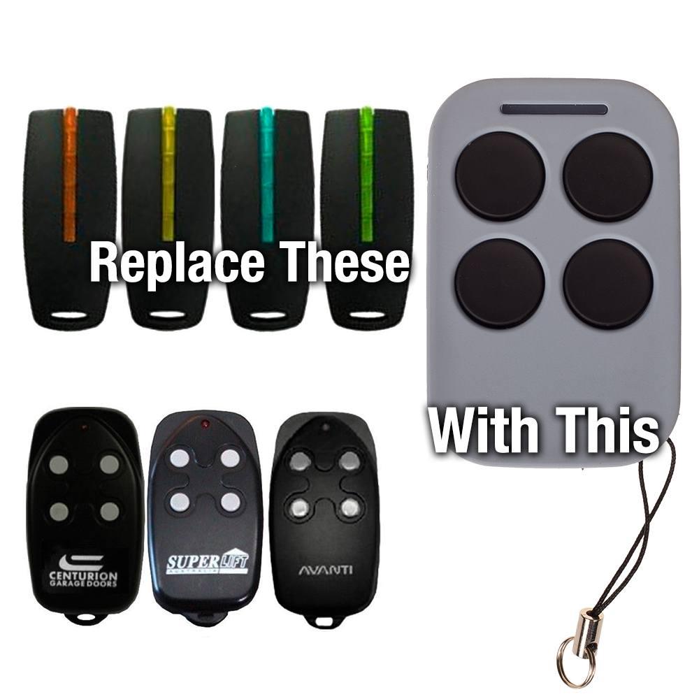 avanti garage opener remote - Garage Opener Remote