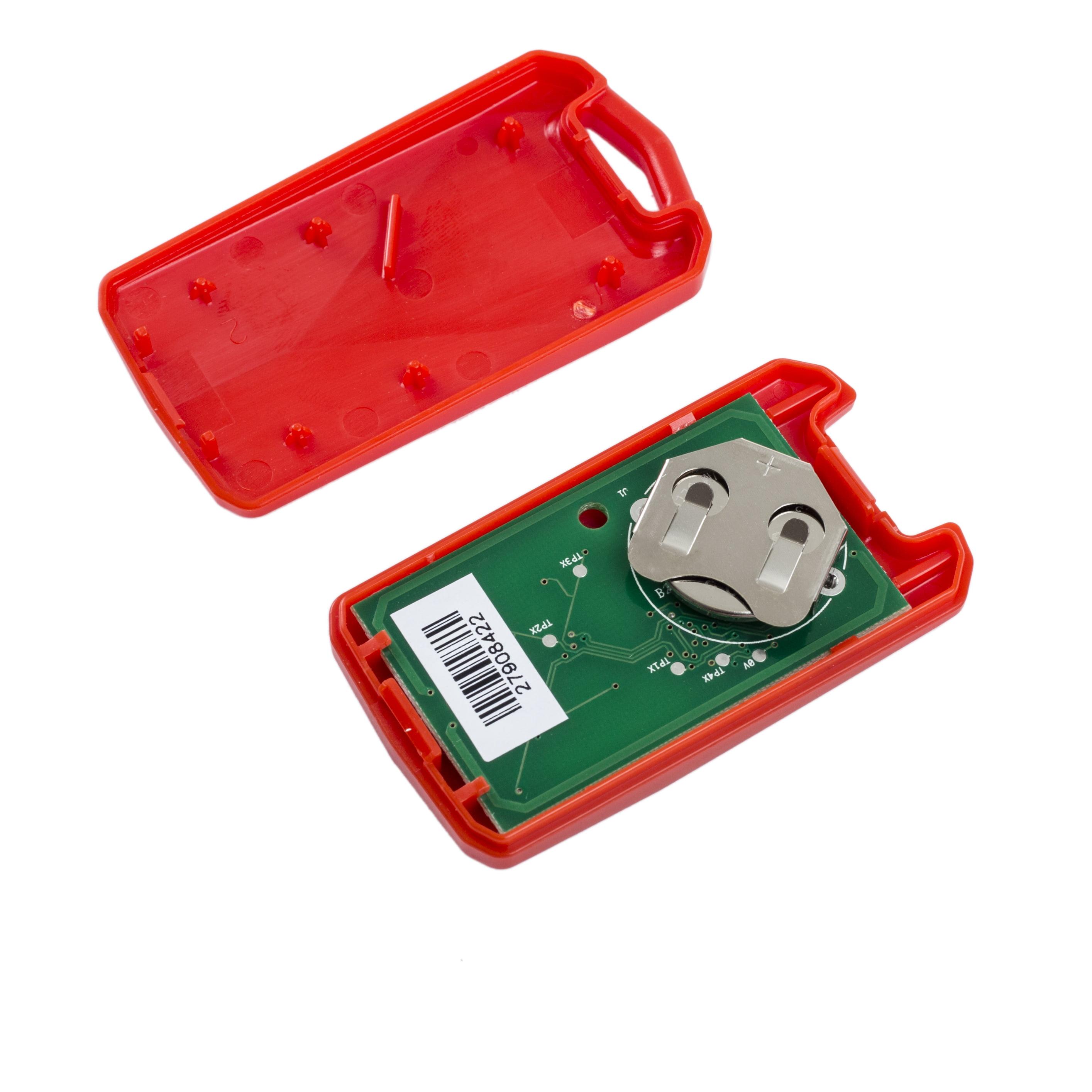B&D TB5v2 Remote Control Red Transmitter TriTran