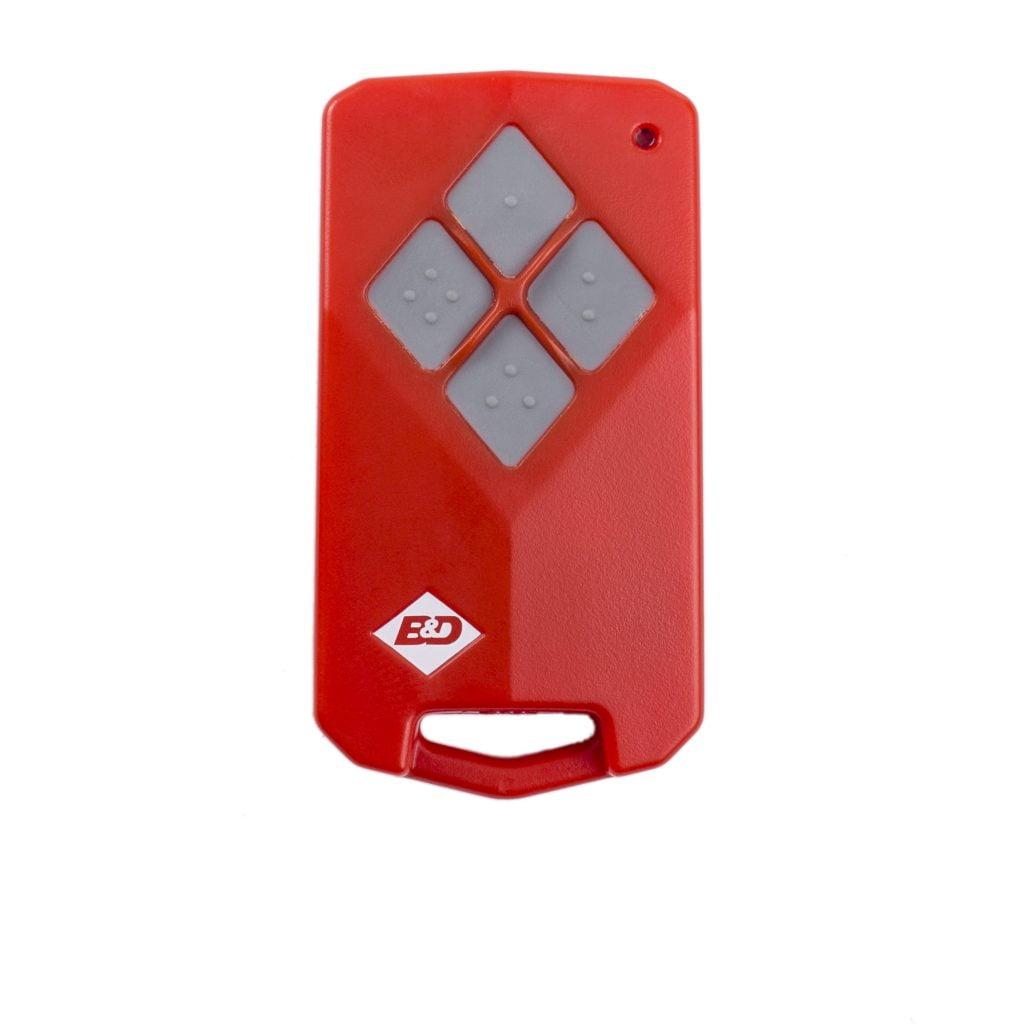 B&D TB5 TriTran Garage Door Remote