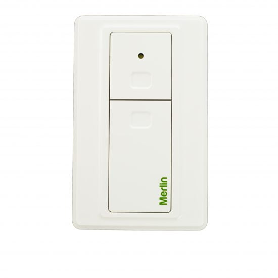 E138M Wireless Wall Button