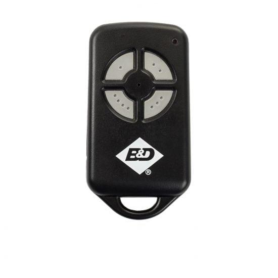 B&D PTX4 Garage Door Remote Control Holder Front