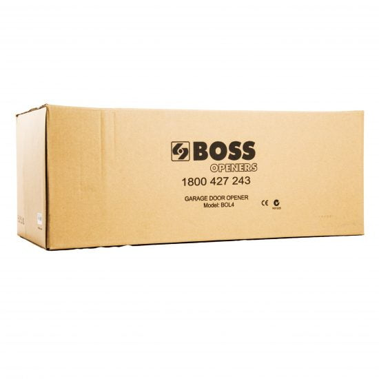 Boss BOL4 Sectional Garage Door Opener Motor Kit Box