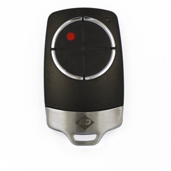 B&D TB6 Black Remote Control Transmitter Front