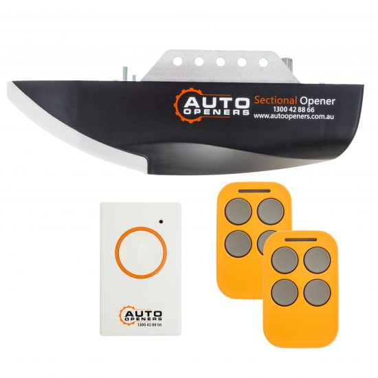 Auto Openers Sectional Opener New Remotes