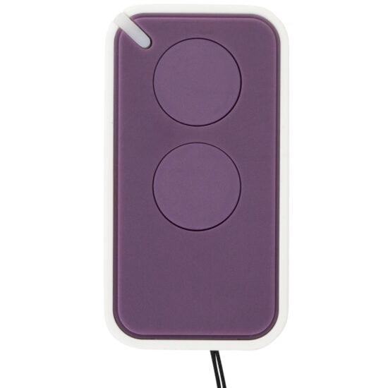 Nice Era Inti Purple Garage Door Remote Control Lead
