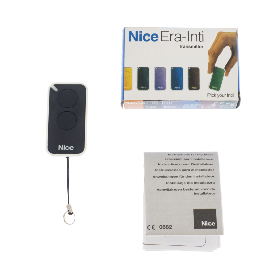 Nice Era-Inti Remote Control 3