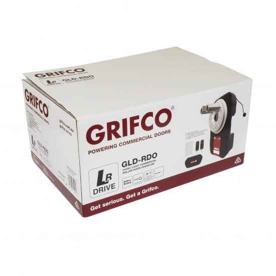 Grifco LR Commercial Roller Door Opener 12