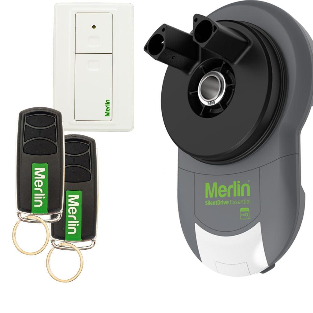 Merlin Mr655myq Brand New Release Garage Roller Door Opener