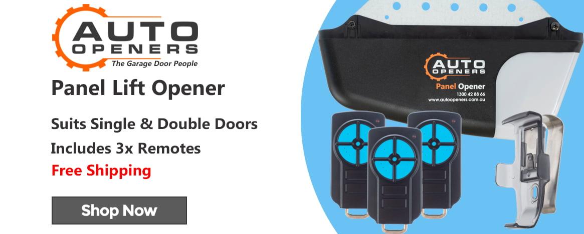Panel Lift Opener Auto Openers Banner