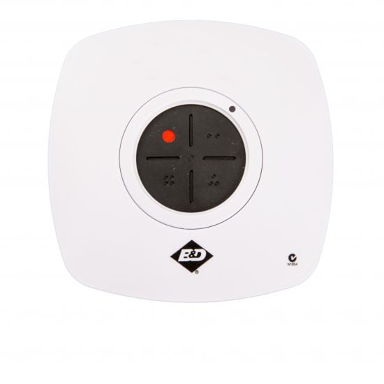 B&D WTB6 Wireless Wall Button TriTran