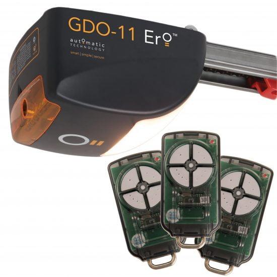 ATA GDO11v3 Overhead Sectional Garage Door Opener Kit