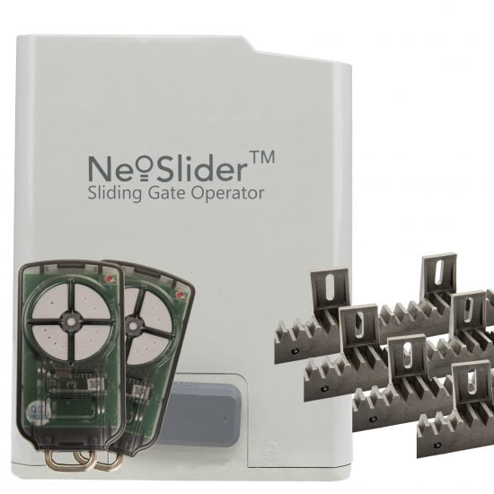 ATA NeoSlider Sliding Gate Opener 500 Gate Racking Kit