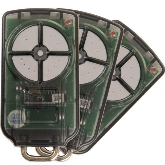 ATA GDO11v3 Overhead Sectional Garage Door Opener Remote Controls