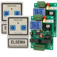 Elsema Gigalink Quik Corp Spray Remote Receiver Kit GLT43302