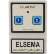 Elsema GLT43302 Gigalink Remote Control Transmitter