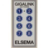 Elsema GLT43308 Gigalink Remote Control Transmitter