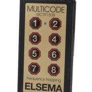 Elsema MCT91508 Multicode Remote Transmitter