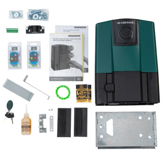 Centsys Nova Remote Control Kit Contents