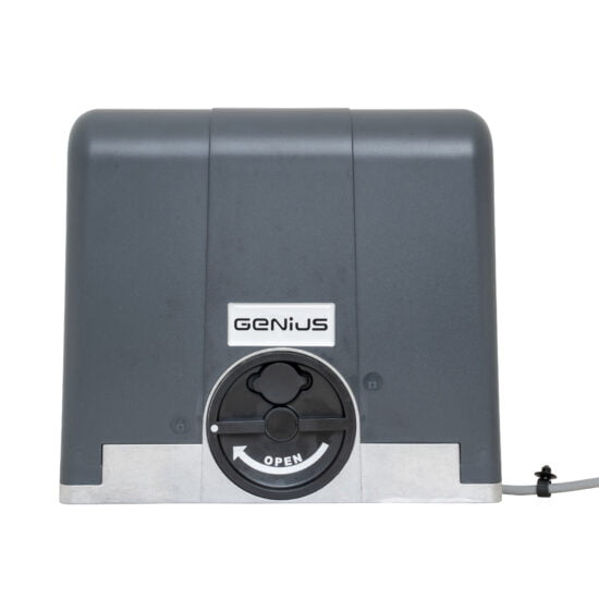 Genius Blizzard 400C Slide Sliding Gate Motor Opener Side