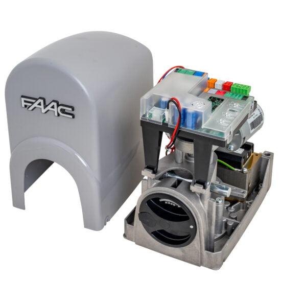 FAAC 391 Linear Swing Gate Opener Kit Motor Powerhead