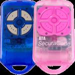 Code Programming Instructions ATA SecuraCode PTX4 Remote