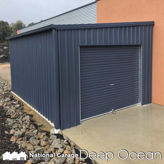 Garage Roller Doors Buy Online B&D Taurean Deep Ocean