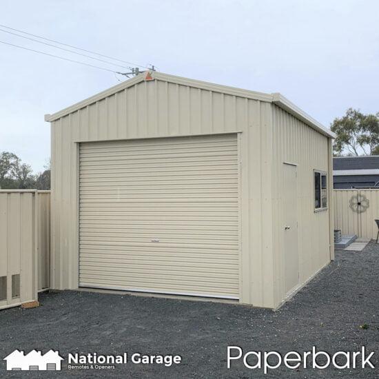 Garage Roller Doors Buy Online B&D Taurean Paperbark
