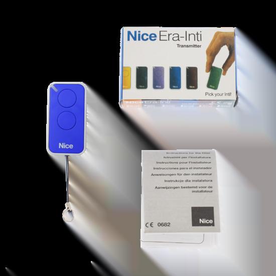 Nice Era Inti Blue Remote Control Transmitter Kit
