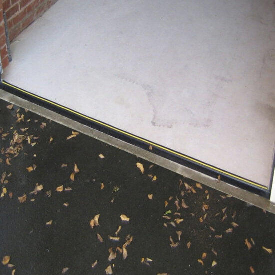 Garage Door Floor Seal Seal is Good
